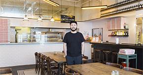 個人飲食店に「投資」が集まる時代が来る? 第一人者PIZZA SLICE店主にそのコツを聞く