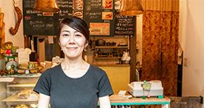 ベトナム好きが高じてベトナムサンドイッチ専門店をオープン。気がつけば、ママたちに優しい店ができていた