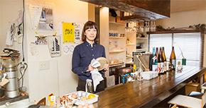 カフェバイトから独立へ。30代で中目黒に飲食店を開業した女性店主の想い