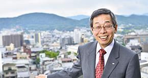 株式会社京進 代表取締役社長 福澤一彦――「想い」のある本部を選ぶ『トップの肖像』