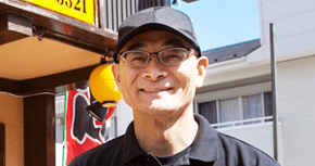 定年退職するつもりが57歳で早期退職! 37年間勤めた会社を辞めて、鶏笑の加盟店オーナーに転身した理由とは?