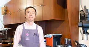 開業の費用は60万円。超スモールスタートながら世界とつながった3坪のコーヒースタンド