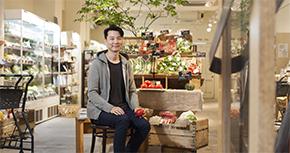 自営スーパーマーケットの意外なニーズ。「社会に変化」をもたらすためのオーガニック食品店とは?