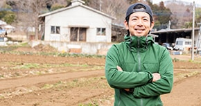 「人と同じことをしたくなかった」。八王子初、たった80万円で事業を始めた新規就農者