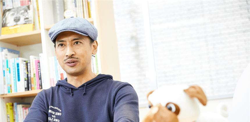 ケアペッツ藤田社長