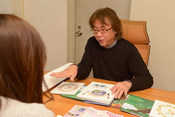 武田さんの写真