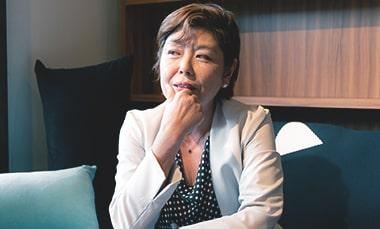資金調達についてを語る株式会社スペースRの戸田さんの写真