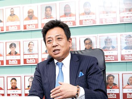 金子社長インタビュー01