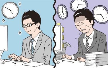 時間管理能力と体力が副業にはマスト