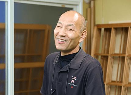 菅沢さんインタビュー