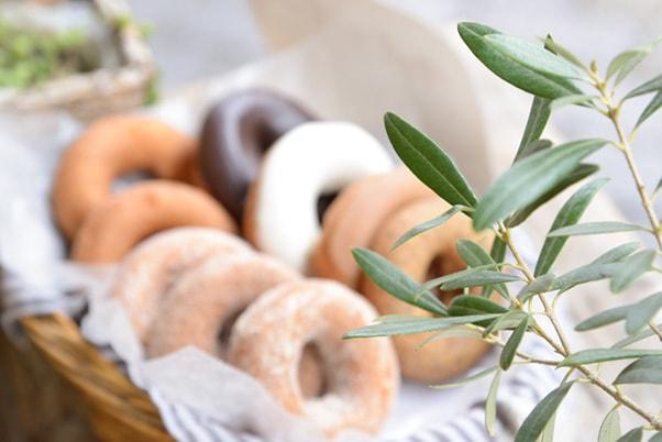 フロレスタのドーナツの写真