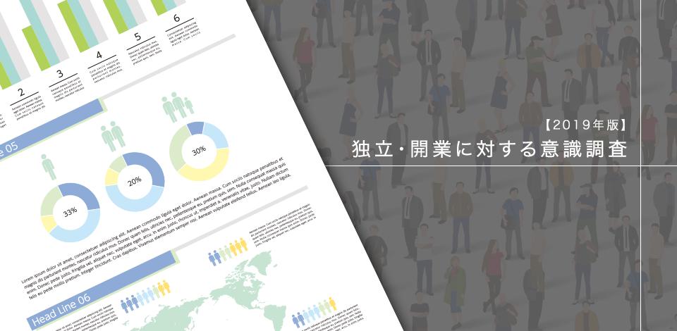 【2019年版 意識調査】独立・開業に興味がある人が多い都道府県はどこ?独立・開業時に重視するポイントは?