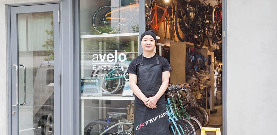 生き残るためにプロとアマの「隙間」を狙った。都心の自転車屋、成功の鍵とは